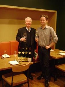 Jamie and Hubert Trimbach
