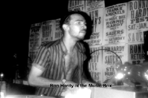 Ron Hardy at The Music Box