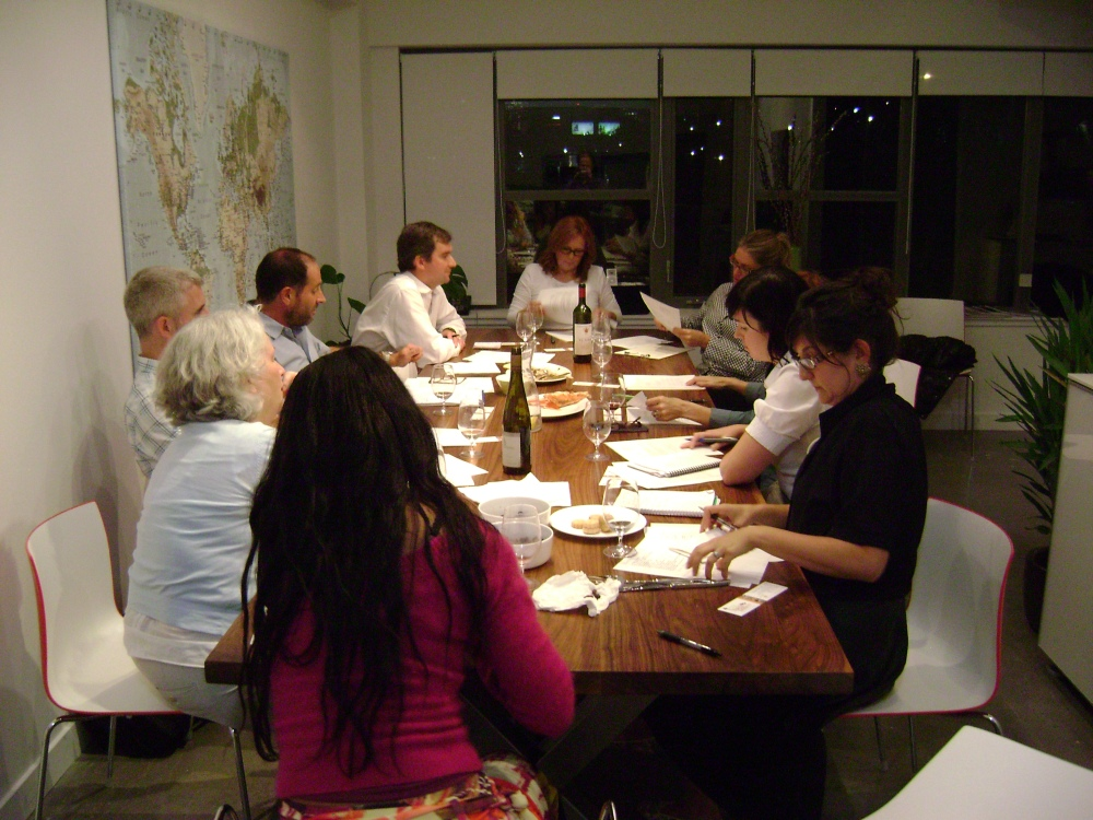 Terroir 2010 Board Meeting